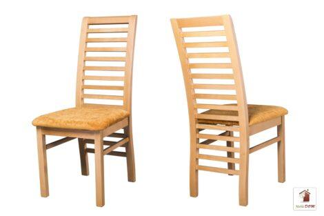 Krzesła tapicerowane do salonu i jadalni IWO KNT-09