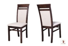 Krzesła tapicerowane do salonu i jadalni MAY KKT-08