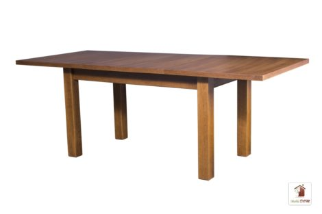 Prostokątny stół rozkładany do salonu i jadalni NATUR SKK-53