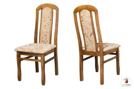 Krzesła tapicerowane do salonu i jadalni CEZARY KKT-01