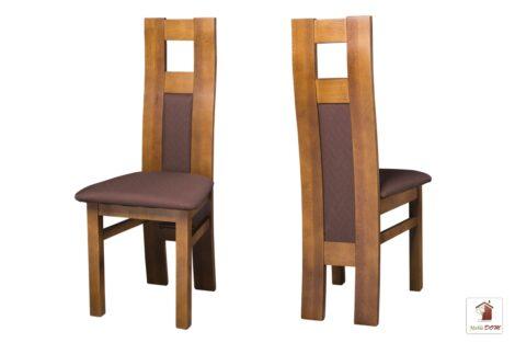 Krzesła tapicerowane do salonu i jadalni OPEN1 KNT-06