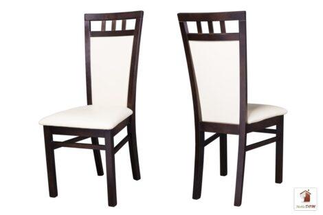 Krzesła tapicerowane do salonu i jadalni ROMA KKT-17