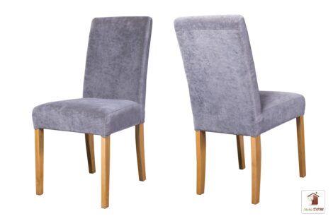 Miękkie krzesła tapicerowane do salonu i jadalni CC-1 KNT-29