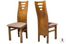 Krzesła tapicerowane do salonu i jadalni DESIGN1 KNT-26