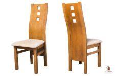 Krzesła tapicerowane do salonu i jadalni DESIGN2 KNT-23