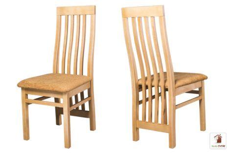 Krzesła tapicerowane do salonu i jadalni IGOR KNT-05
