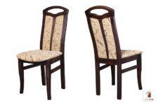 Krzesła tapicerowane do salonu i jadalni JAKUB KKT-20