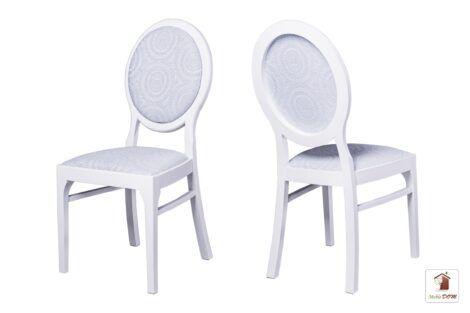 Krzesła tapicerowane do salonu i jadalni LORD KST-41