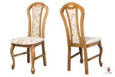 Krzesła tapicerowane do salonu i jadalni ROYAL KST-31
