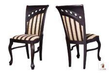 Krzesła tapicerowane do salonu i jadalni BORA KST-62