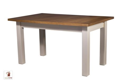 Prostokątny stół rozkładany do salonu i jadalni Natur SKK-535