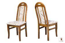 Krzesła tapicerowane do salonu i jadalni DAR Simple KKT-78