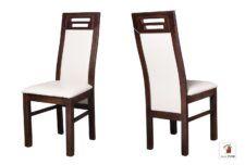 Krzesła tapicerowane do salonu i jadalni Rotterdam II KKT-76