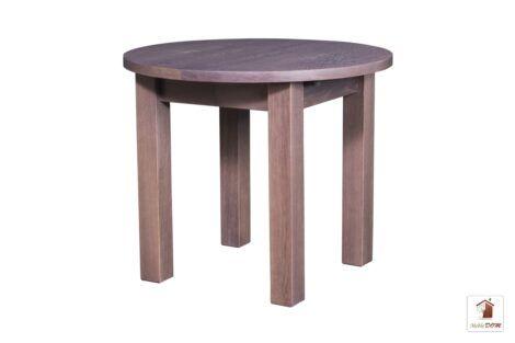 Okrągły stół rozkładany do salonu i jadalni PORTO SKO-81