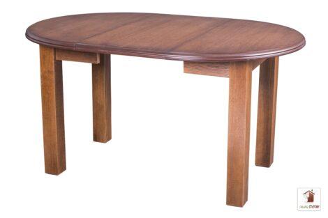 Okrągły stół rozkładany do salonu i jadalni PORTO Elegant