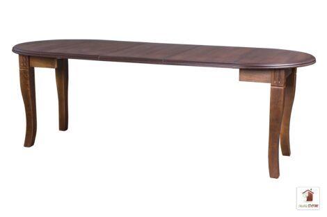 Okrągły stół rozkładany do salonu i jadalni Diament Round SKO-84