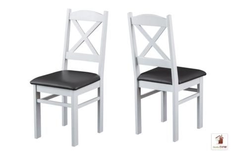 Krzesła do jadalni w stylu skandynawskim NORD Mini
