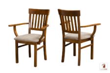 Krzesła z podłokietnikami MILANO Trone KKT-98