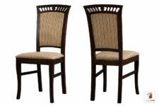 Krzesło drewniane tapicerowane Lidia Prestige
